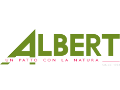 Albert logo links