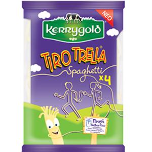Tirotrella Spaghetti: Νέο τυρί σαν μακαρόνι από την Kerrygold!