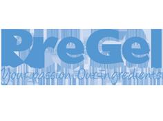 PreGel logo links